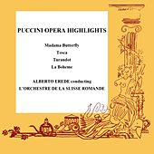 Puccini Opera Highlights de L'Orchestre de la Suisse Romande