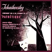 Tchaikovsky Symphony No. 6 von L'Orchestre de la Societe des Concerts du Conservatoire de Paris