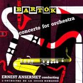Bartok Concerto For Orchestra de L'Orchestre de la Suisse Romande