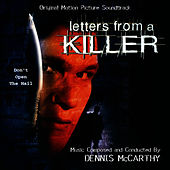 Letters From A Killer - Original Motion Picture Soundtrack de Dennis McCarthy