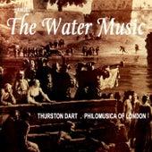 Handel The Water Music by Thurston Dart