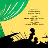 Chabrier Espana de L'Orchestre de la Suisse Romande