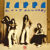 Zoot Allures by Frank Zappa