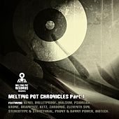 The Melting Pot Chronicles Part 1 di Various Artists