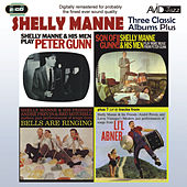 Three Classic Albums Plus (Peter Gunn / Son of Gunn / Bells Are Ringing) [Remastered] by Various Artists