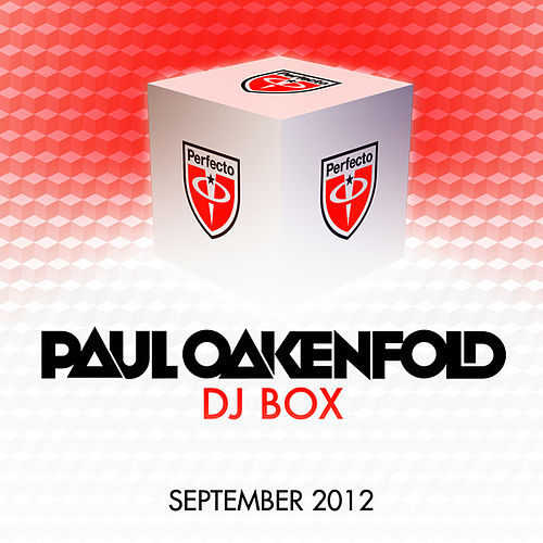DJ Box September 2012 by Various Artists