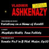 Rachmaninov Corelli Variations de Vladimir Ashkenazy