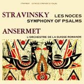 Stravisnky Les Noces de L'Orchestre de la Suisse Romande