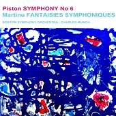Piston Symphony No 6 von Boston Symphony Orchestra