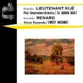 Prokofiev Lieutenant Kije de Various Artists