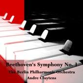 Beethoven's Symphony No. 1 von Berlin Philharmonic Orchestra