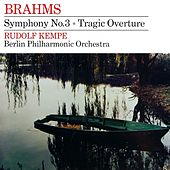 Brahms Symphony No 3 von Berlin Philharmonic Orchestra