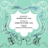 The Barber Of Seville / The Merry Wives Of Windsor de L'Orchestra de la Suisse Romande