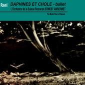 Ravel Daphnis Et Chloe de L'Orchestra de la Suisse Romande