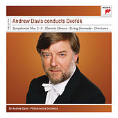 Antonín Dvorák: The Symphonies von Andrew Davis