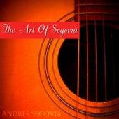 The Art Of Segovia (Disc I) de Andres Segovia