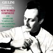 Dvorak: New World Symphony von Philharmonia Orchestra