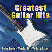 Greatest Guitar Hits von Various Artists