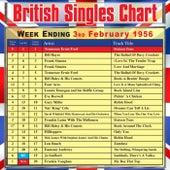 British Singles Chart - Week Ending 3 February 1956 de Various Artists