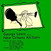 George Lewis & His New Orleans All-Stars by George Lewis