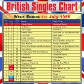British Singles Chart - Week Ending 1 July 1955 by Various Artists