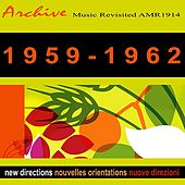 New Directions Nouvelles Orientations Novos Rumos 1959-1962 von Various Artists