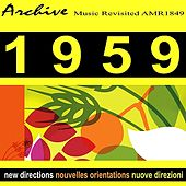 New Directions Nouvelles Orientations Novos Rumos 1959 by Various Artists