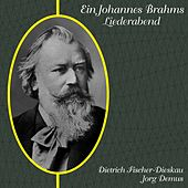 Ein Johannes Brahms Liederadend von Dietrich Fischer-Dieskau