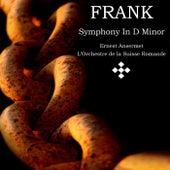Franck Symphony In D Minor de L'Orchestre de la Suisse Romande