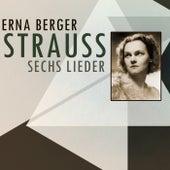Strauss Sechs Lieder von Erna Berger (1)