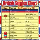 British Singles Chart - Week Ending 10 February 1956 de Various Artists