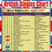 British Singles Chart - Week Ending 26 April 1957 de Various Artists