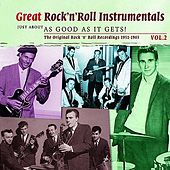 Great Rock 'n' Roll Instrumentals  - Just About As Good As It Gets!  Volume 2 de Various Artists