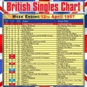 British Singles Chart - Week Ending 12 April 1957 de Various Artists