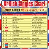 British Singles Chart - Week Ending 13 January 1956 de Various Artists