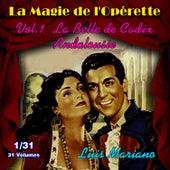La Belle de Cadix, Andalousie - La Magie de l'Opérette en 38 volumes - Vol. 1/38 von Luis Mariano