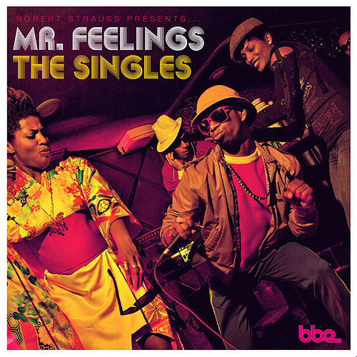 Mr Feelings - The Singles by Robert Strauss