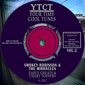 Chart Toppers and Early Greats Vol. 2 by Smokey Robinson
