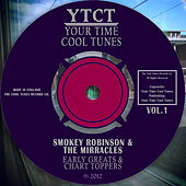 Chart Toppers and Early Greats Vol. 1 by Smokey Robinson