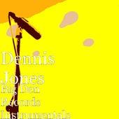 Big Den Records Instrumentals de Dennis Jones