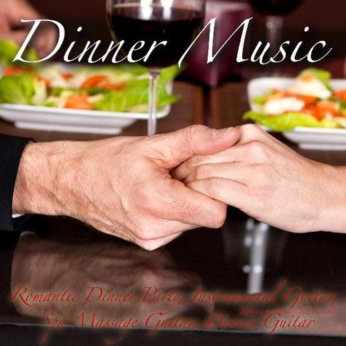 Dinner Music, Romantic Dinner Party, Instrumental Guitar, Spa Massage Guitar, Dinner Guitar, Acoustic Background Guitar Music by Relaxing Instrumental Jazz Ensemble