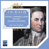 Bach Well-Tempered Clavier Goldberg Variations Toccatas by Bob van Asperen