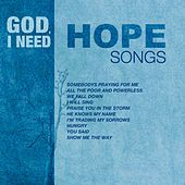 God, I Need Hope Songs von Various Artists