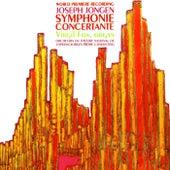 Joseph Jongen Symphonie Concertante de Virgil Fox