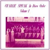 In Disco Order Volume 1 de Charlie Spivak & His Orchestra