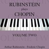 Rubinstein Plays Chopin Volume 2 de Arthur Rubinstein