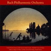 Vivaldi: the Four Seasons; Cello Concerto; Guitar Concerto - Pachelbel: Canon in D Major - Albinoni: Adagio in G Minor - J.S. Bach: Air On the G String - Paradisi: Toccata by Bach Philharmonic Orchestra