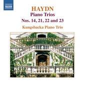 Haydn: Piano Trios, Vol. 3 by Kungsbacka Piano Trio