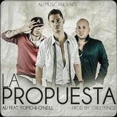 La Propuesta (feat. Yomo & O'neill) by Ali
