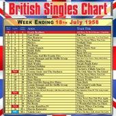 British Singles Chart - Week Ending 18 July 1958 de Various Artists